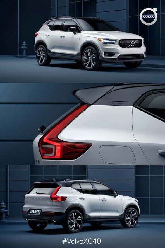 Volvo 2019 XC40 | Volvo XC40 | Volvo cars, Car wheels, Volvo