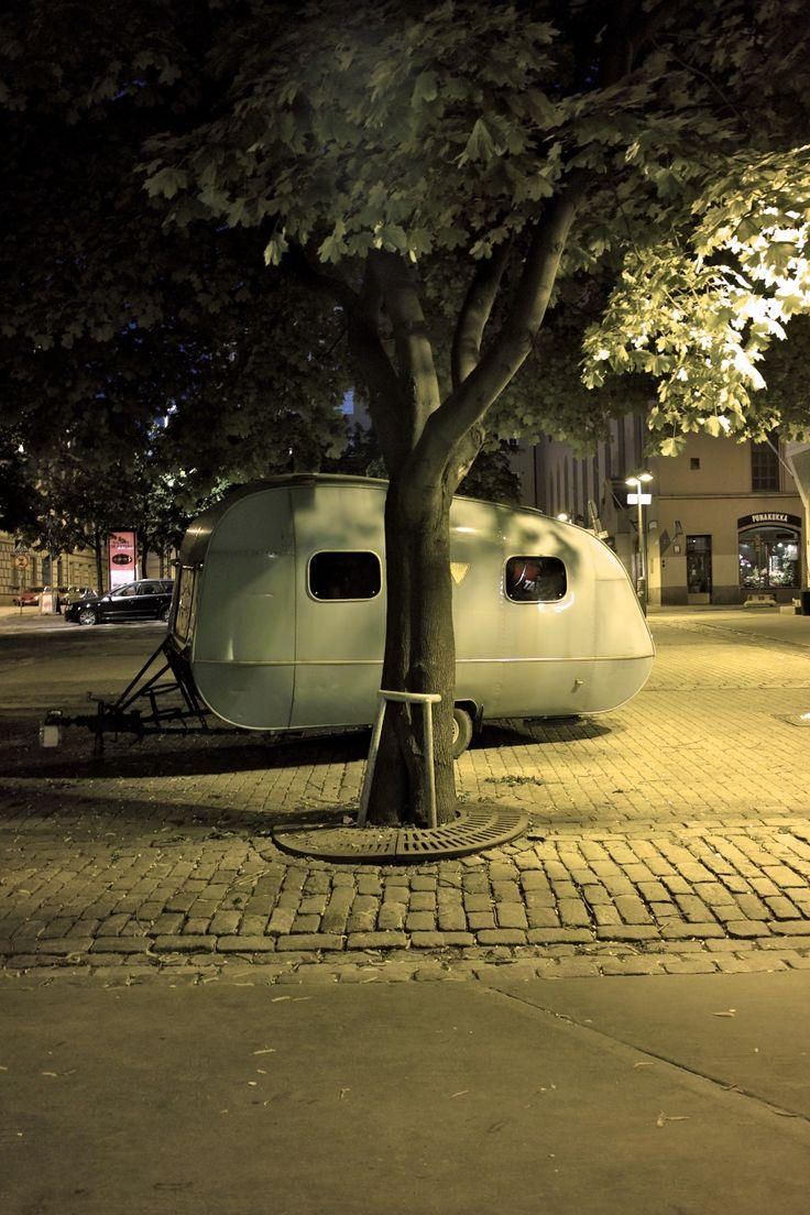 Punavuori, Helsinki, Finland 8 June 2012