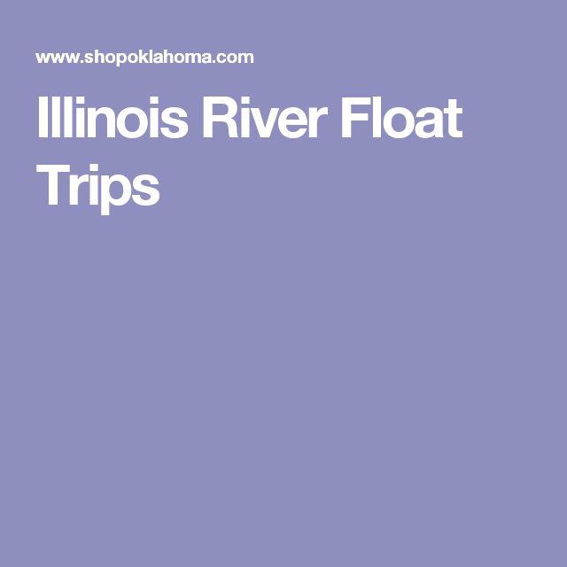 Illinois River Float Trips