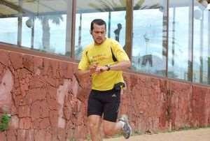 Correr escuchando música #correr #deporte #running #fitness #sport #vidasana
