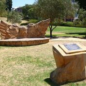 Peace Grove Memorial (Arden Street, East Perth) - Erected in honour of Nobel Peace Prize recipients President Anwar Sadat of Egypt and President Yitchak Rabin of Israel, the Peace Grove Memorial was opened in 1998. Muhammad Anwar El Sadat (1918–1981) was the third President of Egypt, serving from 15 October 1970 until his assassination by fundamentalist army officers in 1981. The memorial consists of a stone 'Dove Seat' and 'Peace Plinth'.