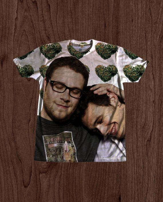James Franco Seth Rogen Bromance Shirt  by ThatsTightApparel