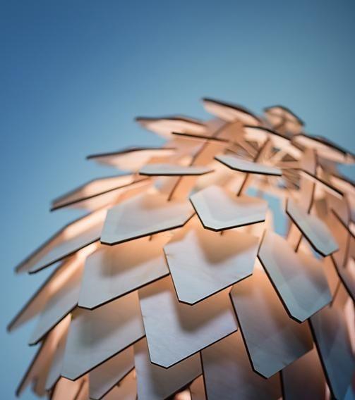 Het Lichtlab tafellamp no. 35 Pine - Het Lichtlab - Lamp123.nl
