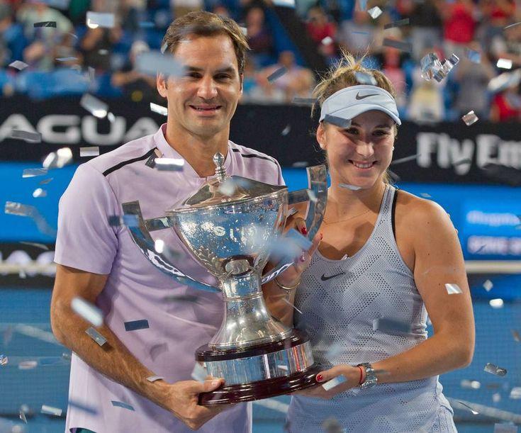 Federer y Bencic se alzan con la Copa Hopman -  Con Roger Federer como figura decisiva, Suiza conquistó hoy por tercera vez en su historia la Copa Hopman de tenis al vencer 2-1 a Alemania en la final del certamen mixto por equipos que se disputó en la ciudad australiana de Perth, detalló DPA. Federer se impuso en su singles a Alexander Zv... - https://notiespartano.com/2018/01/06/federer-bencic-se-alzan-la-copa-hopman/