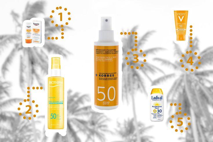 Sonnencreme, Sonnenschutz, empfindliche Haut, Test, Review, Erfahrungsbericht, S…