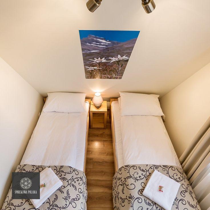 Apartament Szarotka - zapraszamy! #poland #polska #malopolska #zakopane #resort #apartamenty #apartamentos #noclegi #bedroom #sypialnia