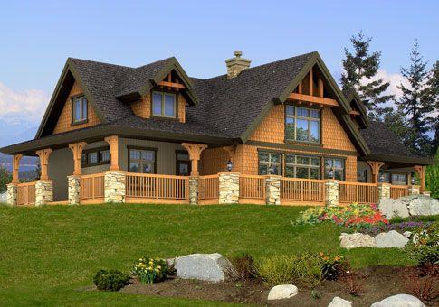 Best 25 cedar homes ideas on pinterest cabin kit homes for Cedar siding house plans