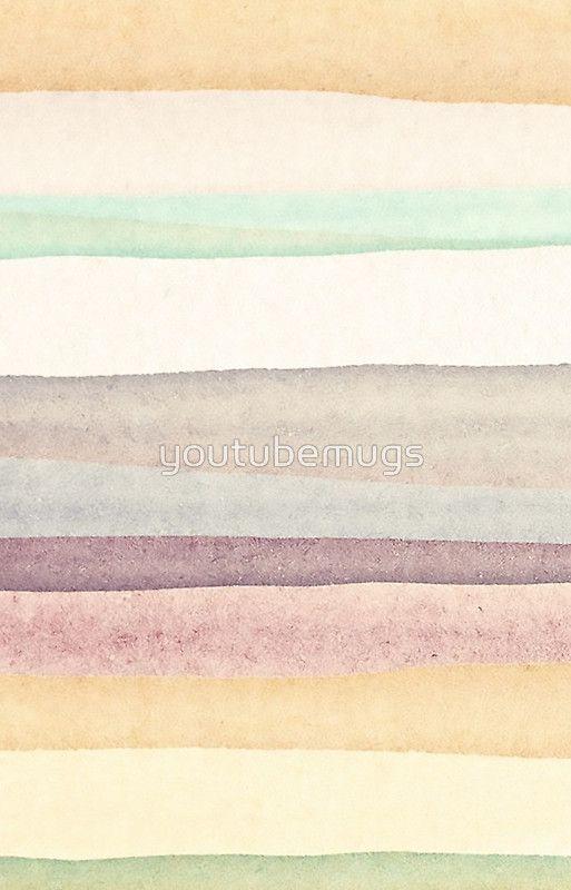 Sand Watercolor Patterned Phone Case Iphone Case By Youtubemugs Sz 237 Nek Iphone H 225 Tt 233 Rk 233 Pek