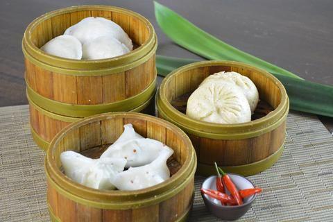 Vegan Yum Cha