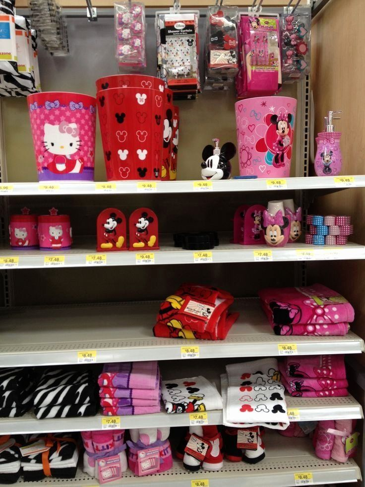 Minnie Mouse Bathroom Decor Best Of Mickey Mouse Walmart Bathroom Accessories Mickey Mo In 2020 Mickey Mouse Bathroom Minnie Mouse Bathroom Decor Minnie Mouse Bathroom