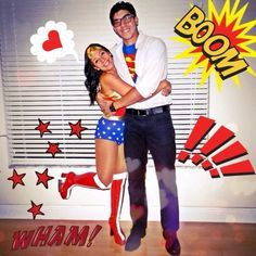 Costumes make Halloween parties funnier, especially when half the party is missing in the beginning. Why not pick one of these cool couples costumes?