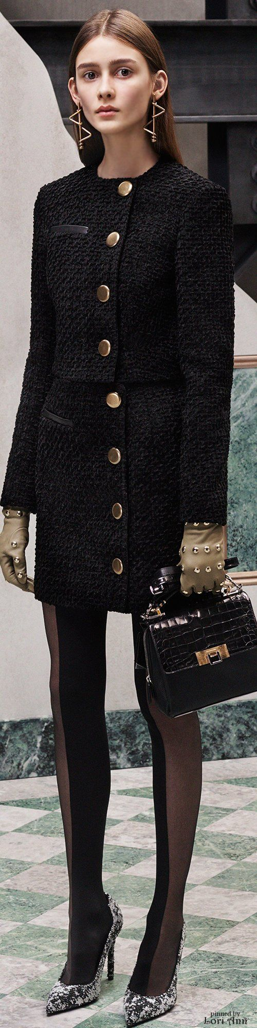 Street fashion / karen cox. Balenciaga Pre-Fall 2015