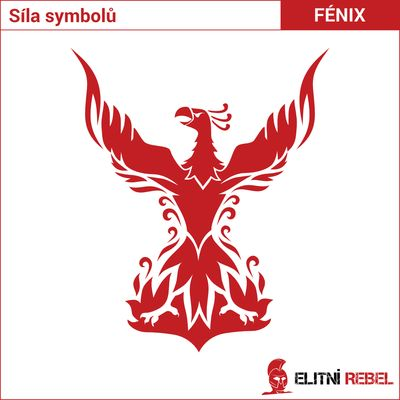 Síla symbolů - bájný Fénix