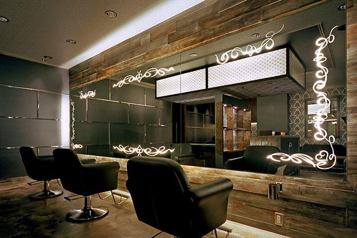 42 best dry bar images on pinterest salon ideas hair salons and beauty salons - Bar salon design ...
