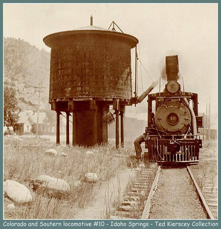 Denver Water Bill Pay: 1000+ Images About Railroad Water Tanks On Pinterest