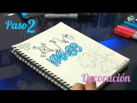 Marcado de Cuadernos Regreso a Clases 2015 - YouTube
