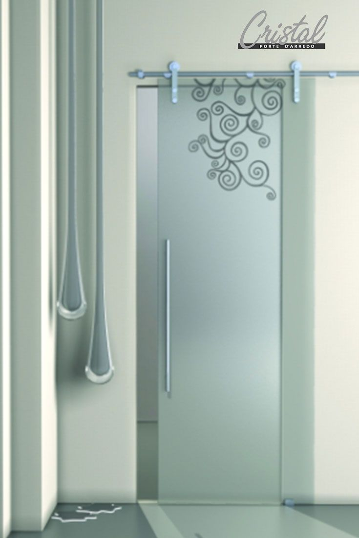 13 best ideas about porte vetro stile contemporaneo on for Muro cristal