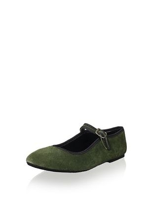 76% OFF W.A.G. Kid's Mary Jane (Green)