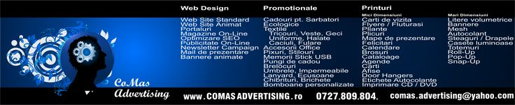 Banner online - CoMas Advertising