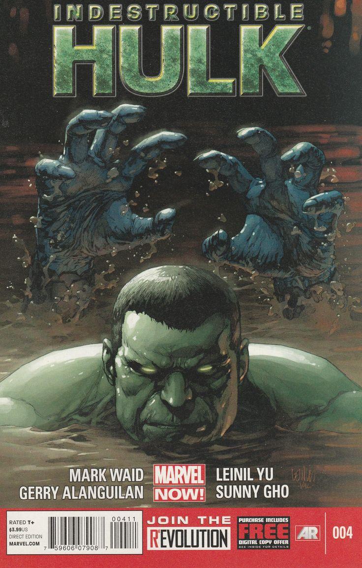 Indestructible Hulk # 4 Marvel Now!