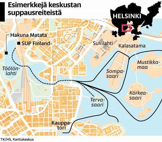 Suppaus Helsinki