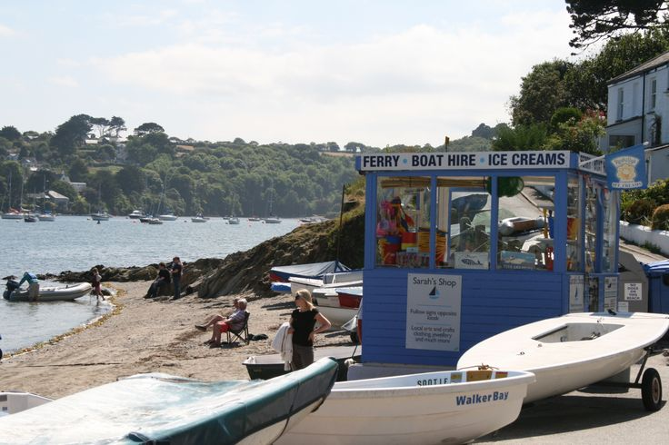 The Ferry Boat Inn, Helford Passage, Cornwall. TR11 5LB. The Inn dates back 300 years and is situated in the North Helford Passage on the waterfront. Surrounded by wooded banks and sloping fields, this is one of Cornwall's most breathtaking locations. The South-facing terrace affords some of the best views in the South-West and offers plenty of beach-side seating for long sunny days and warm evenings. In Winter, you can make yourself at home In front of the fire.