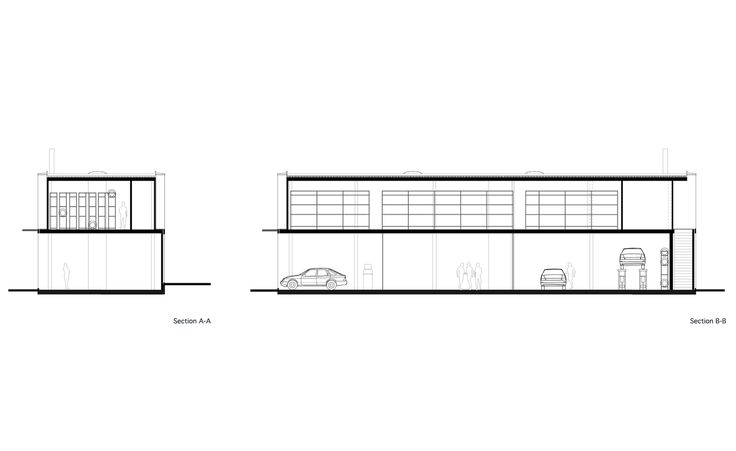 Art Exchange,Tyre shop / Retail / Leisure / Evolution Design - Evolution Design