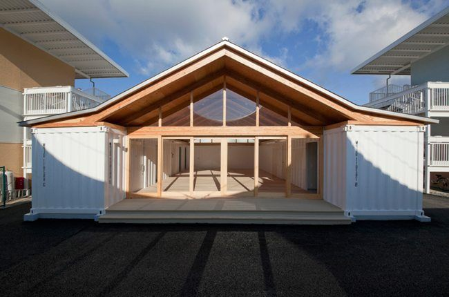 Home » Cargo Container Homes For Sale
