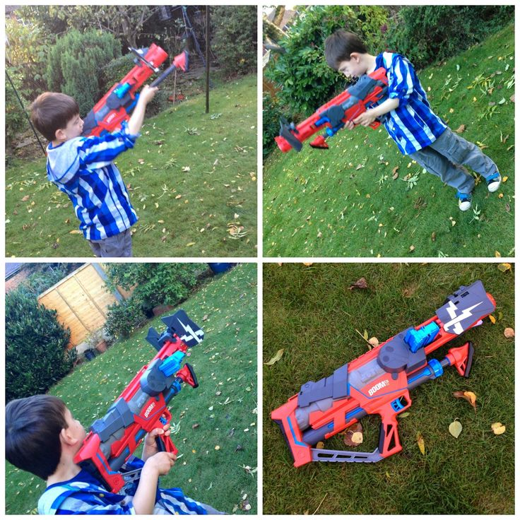 My Mummy's Pennies: BOOMco™ Rapid Madness Blaster - Review and Giveaway