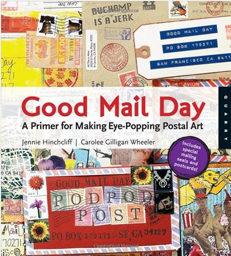 I want this as my birthday present: Birthday Presents, Jenny Hinchcliff, Eye Pop Postal, Postal Art, Book Worth, Carol Gilligan, Gilligan Wheelers, Snails Mail, Mail Art