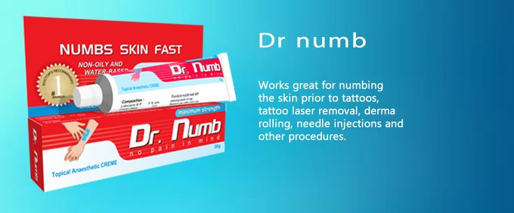 Numb Care.com | Numbing cream | Topical Anesthetic | lidocaine and prilocaine…