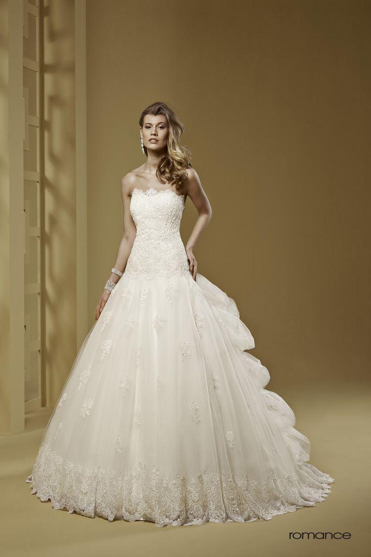 GLAMOUR ROMANCE-35 abiti da sogno, per #matrimoni di grande classe: #eleganza e qualità #sartoriale  www.mariages.it