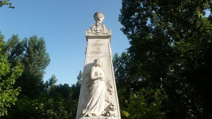Le Monument aux morts comme support pédagogique au cycle 3