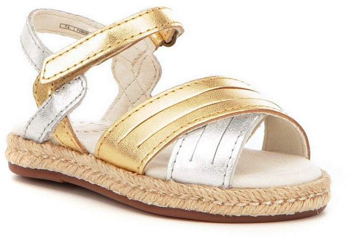 8e8e1fb8f8f UGG Girls' Addilyn Metallic Sandals #toddlergirl, #ugg, #sandals ...