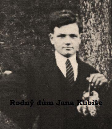 Jan Kubiš http://cs-cz.facebook.com/pages/Rodn%C3%BD-d%C5%AFm-Jana-Kubi%C5%A1e/286602234849111