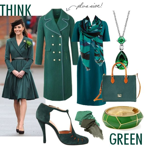 Shades Of Green Outfit