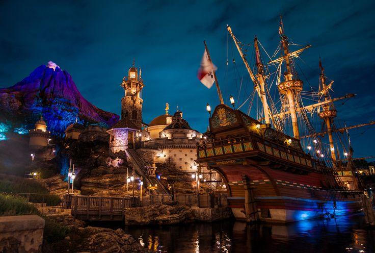 Fortress Explorations, Tokyo DisneySea