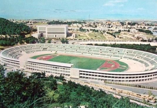 Stadio Olimpico di Roma - Giochi Olimpici 1960 - Stadio Olimpico (Roma) - Wikipedia