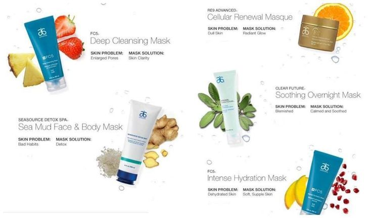 Arbonne - There's a Mask for that! ID # 115730908 http://DeborahMclean.arbonne.com/