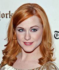 Evan Rachel Wood Hairstyle