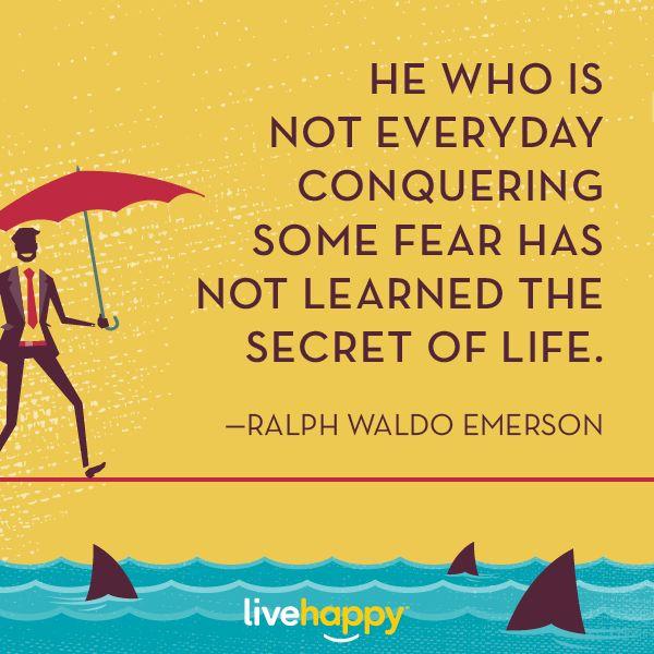 Live Happy Quotes | Ralph Waldo Emerson
