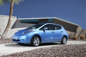 2012 Nissan Leaf Lease Special