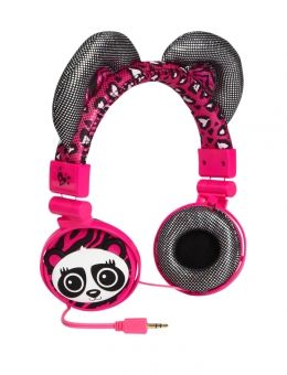 Justice toys for girls | Panda Critter Headphones | Girls Toys Clearance | Shop Justice