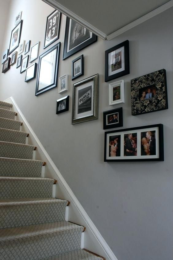 Lively Small Hall Stairs And Landing Decorating Ideas M0402888