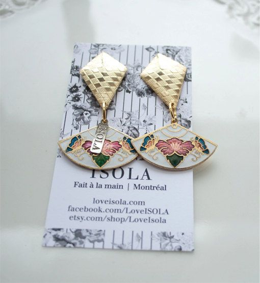 China Earrings