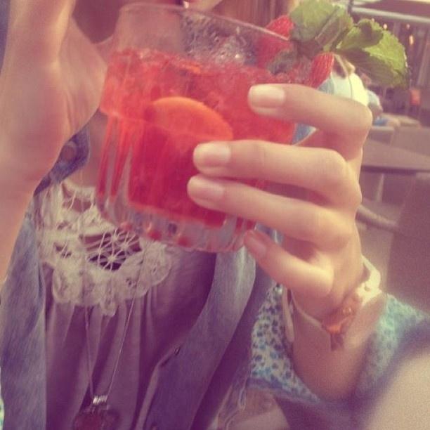 Cocktail bij Fred en Douwe