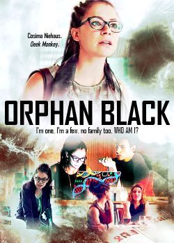 Orphan Black // Cosima Niehaus