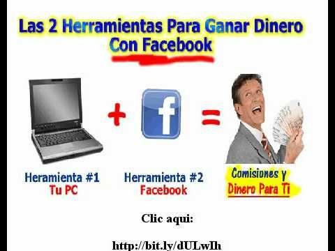 Comisiones Facebook- Como Ganar Dinero y Hacer Negocios Con Facebook