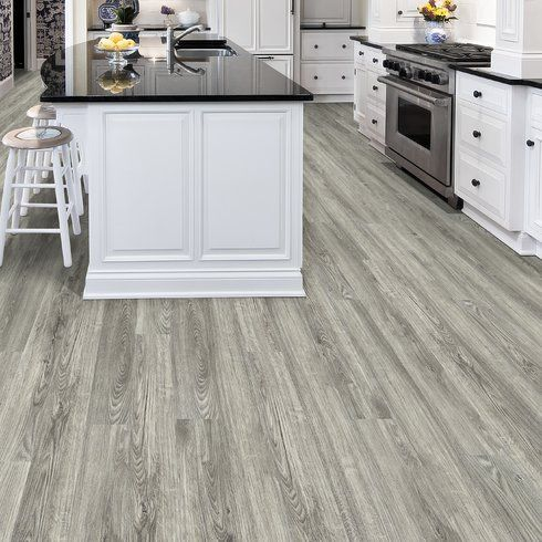 "Southern Expressions 6"" x 49"" x 5mm Luxury Vinyl Plank in Savannah"