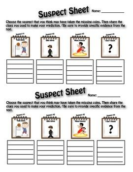 MYSTERIES (GENRE) UNIT OF STUDY UNIT 3 - TeachersPayTeachers.com Mysteries (Genre) Unit of Study Unit 3 Teaching with mysteries is so exciting! Lots of inferring, predicting, analyzing text, and so much more! #mysteries #mystery